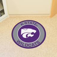Kansas State Wildcats Rounded Mat