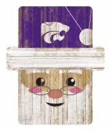Kansas State Wildcats Santa Ornament