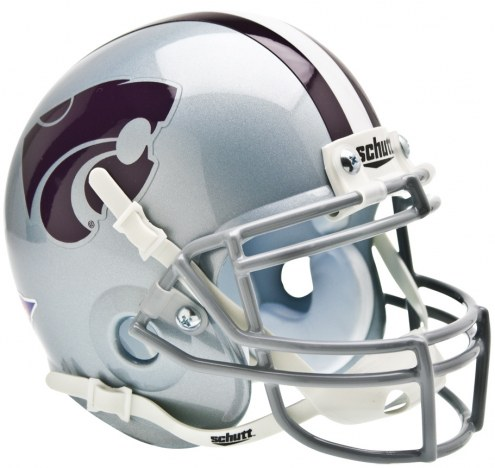 Kansas State Wildcats Schutt Mini Football Helmet
