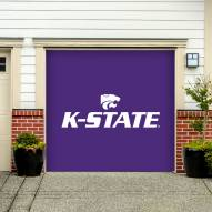 Kansas State Wildcats Single Garage Door Banner