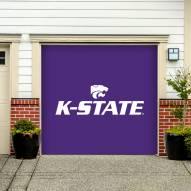Kansas State Wildcats Single Garage Door Banner