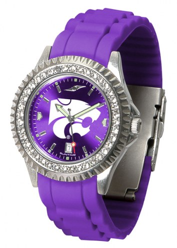 Kansas State Wildcats Sparkle Women's Watch