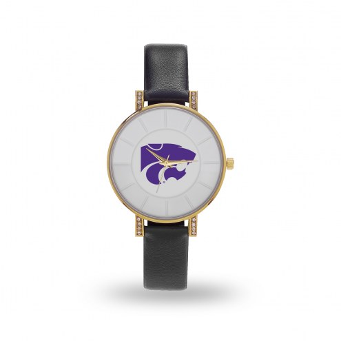 Kansas State Wildcats Sparo Women's Lunar Watch