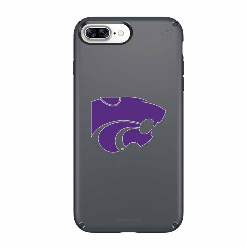 Kansas State Wildcats Speck iPhone 8 Plus/7 Plus Presidio Black Case