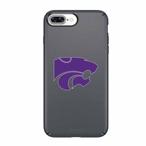 Kansas State Wildcats Speck iPhone 8 Plus/7 Plus Presidio Black Case