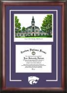 Kansas State Wildcats Spirit Graduate Diploma Frame