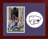 Kansas State Wildcats Spirit Vertical Photo Frame