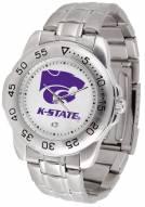 Kansas State Wildcats Sport Steel Men's Watch