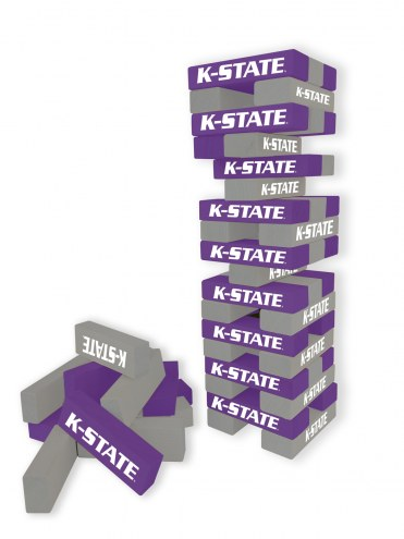 Kansas State Wildcats Table Top Stackers