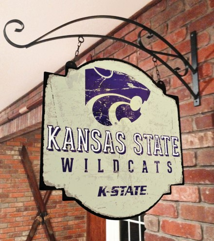 Kansas State Wildcats Tavern Sign