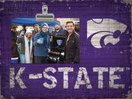 Kansas State Wildcats Team Name Clip Frame
