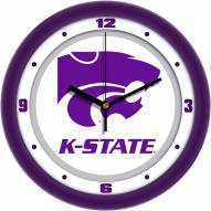 Kansas State Wildcats Traditional Wall Clock