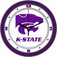 Kansas State Wildcats Traditional Wall Clock