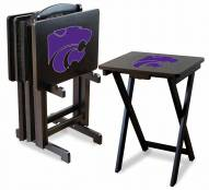 Kansas State Wildcats TV Trays - Set of 4