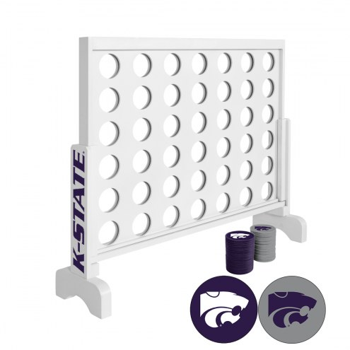Kansas State Wildcats Victory Connect 4