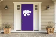 Kansas State Wildcats Front Door Banner