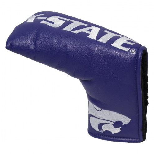 Kansas State Wildcats Vintage Golf Blade Putter Cover