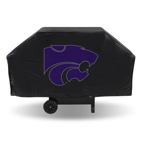 Kansas State Wildcats Vinyl Grill Cover
