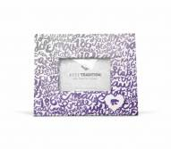 Kansas State Wildcats Watercolor Picture Frame