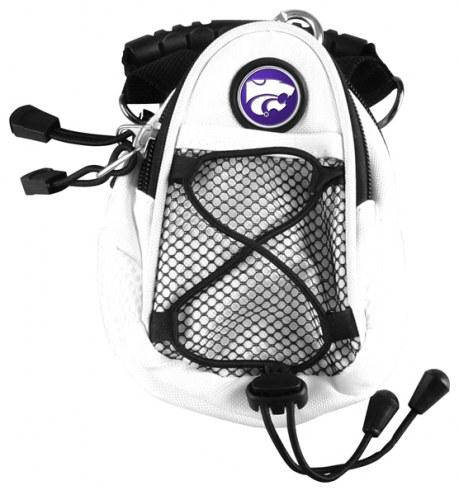 Kansas State Wildcats White Mini Day Pack