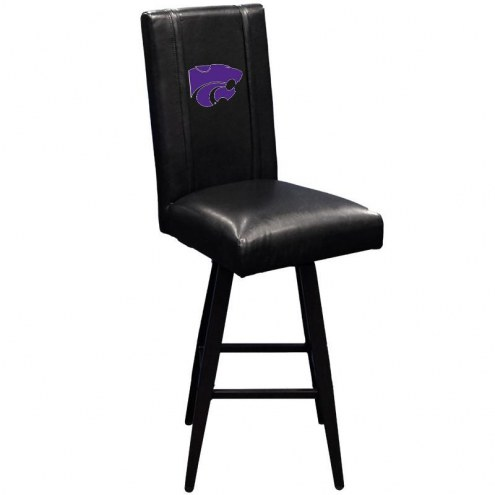 Kansas State Wildcats XZipit Swivel Bar Stool 2000