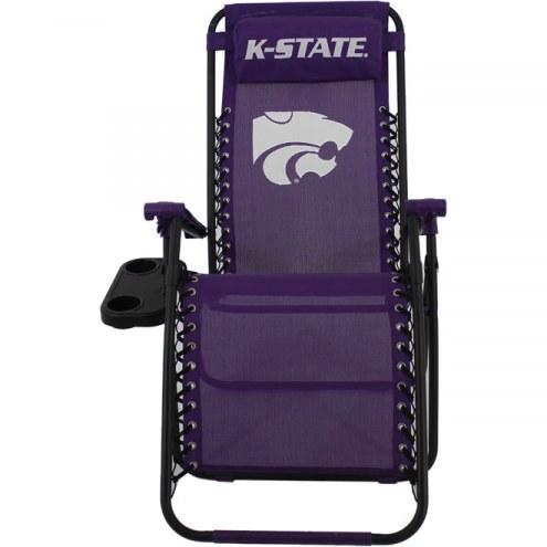 Kansas State Wildcats Zero Gravity Chair