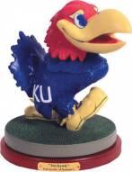 Kansas Jayhawks Collectible Mascot Figurine