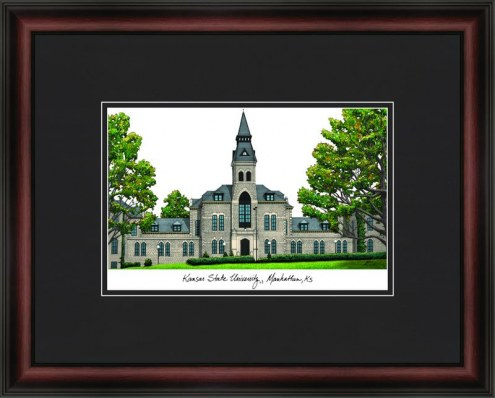 Kansas State University Academic Framed Lithograph