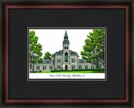 Kansas State University Academic Framed Lithograph