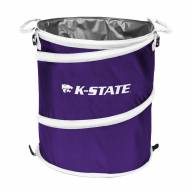 Kansas State Wildcats Collapsible Trashcan