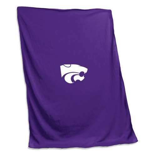 Kansas State Wildcats Sweatshirt Blanket