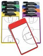 KBA Basketball Playmaker Clipboard