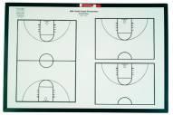 "KBA Multi-Court Basketball Playmaker Whiteboard - 24"" x 36"""