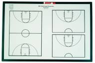 "KBA Multi-Court Basketball Playmaker Whiteboard - 24"" x 36"""