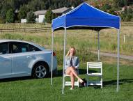 KD Kanopy PartyShade 5' x 5' Pop Up Canopy