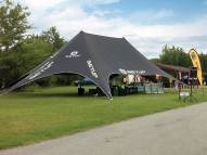 KD Kanopy StarTwin 1320 Party Tent
