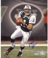 Kellen Clemens Stepping Up in the Pocket Vertical 8 x 10 Photo