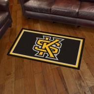 Kennesaw State Owls 3' x 5' Area Rug
