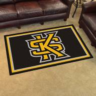 Kennesaw State Owls 4' x 6' Area Rug
