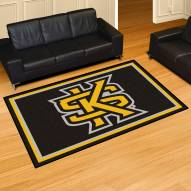 Kennesaw State Owls 5' x 8' Area Rug