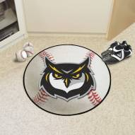 Kennesaw State Owls Baseball Rug