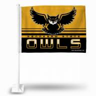 Kennesaw State Owls Car Flag