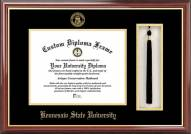 Kennesaw State Owls Diploma Frame & Tassel Box