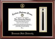 Kennesaw State Owls Diploma Frame & Tassel Box