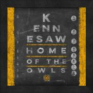 Kennesaw State Owls Eye Chart