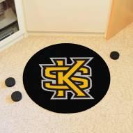 Kennesaw State Owls Hockey Puck Mat