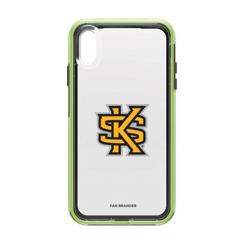 Kennesaw State Owls LifeProof iPhone XS Max Slam Case