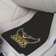 Kennesaw State Owls NCAA 2-Piece Carpet Car Mats