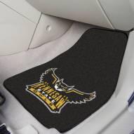 Kennesaw State Owls NCAA 2-Piece Carpet Car Mats