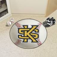 Kennesaw State Owls NCAA Baseball Rug